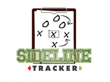 Sideline Tracker iPad Mobile Application