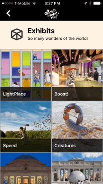 Science Museum of VA android and ios app